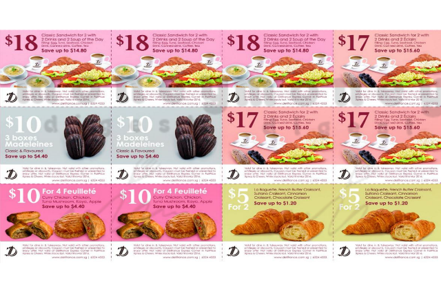 Delifrance Coupon