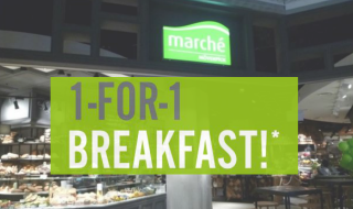 Marche Suntec 1-for-1 BreakfastMarche Suntec 1-for-1 Breakfast
