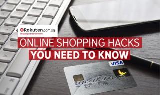 Rakuten Online Shopping Hacks