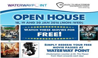 Shaw Theatres Waterway Point