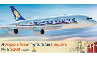 Singapore Airlines Zuji