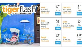Tigerflash sale 7 Jan