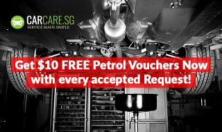 CarCare Free Petrol Voucher