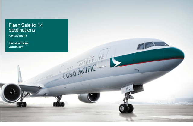 Cathay Pacific 6 Feb