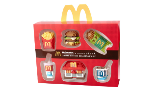 McDonalds Collector Kit