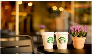 Starbucks 50OFF 2ND