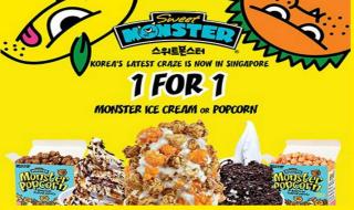 1 for 1 Sweet Monster