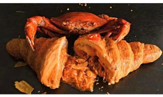 Chilli Crab Croissant