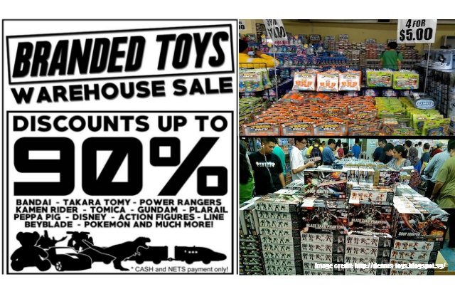 Branded Toy Warehouse