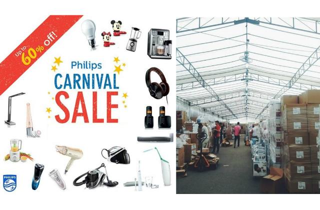 Philips Carnival Sale 2016