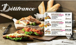 Delifrance Coupons 2016