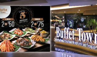 Buffet Town Promotion July 2016