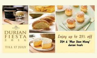 Durian Fiesta 2016 Featured