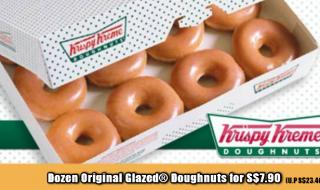 Krispy Kreme 79 Promotion