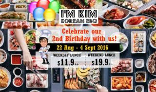 IM KIM KOREAN BBQ
