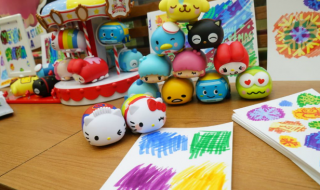 Sanrio Markers Featured
