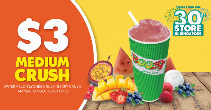 Boost juice malaysia promotion of investment newsec investment x abs
