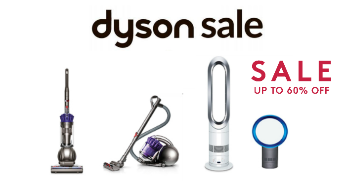This Weekend Only Dyson Sale At Ion Orchard Up To 60 Off Vacuum Cleaners Bladeless Fans And More From 9 10 Jun 2018 Moneydigest Sg