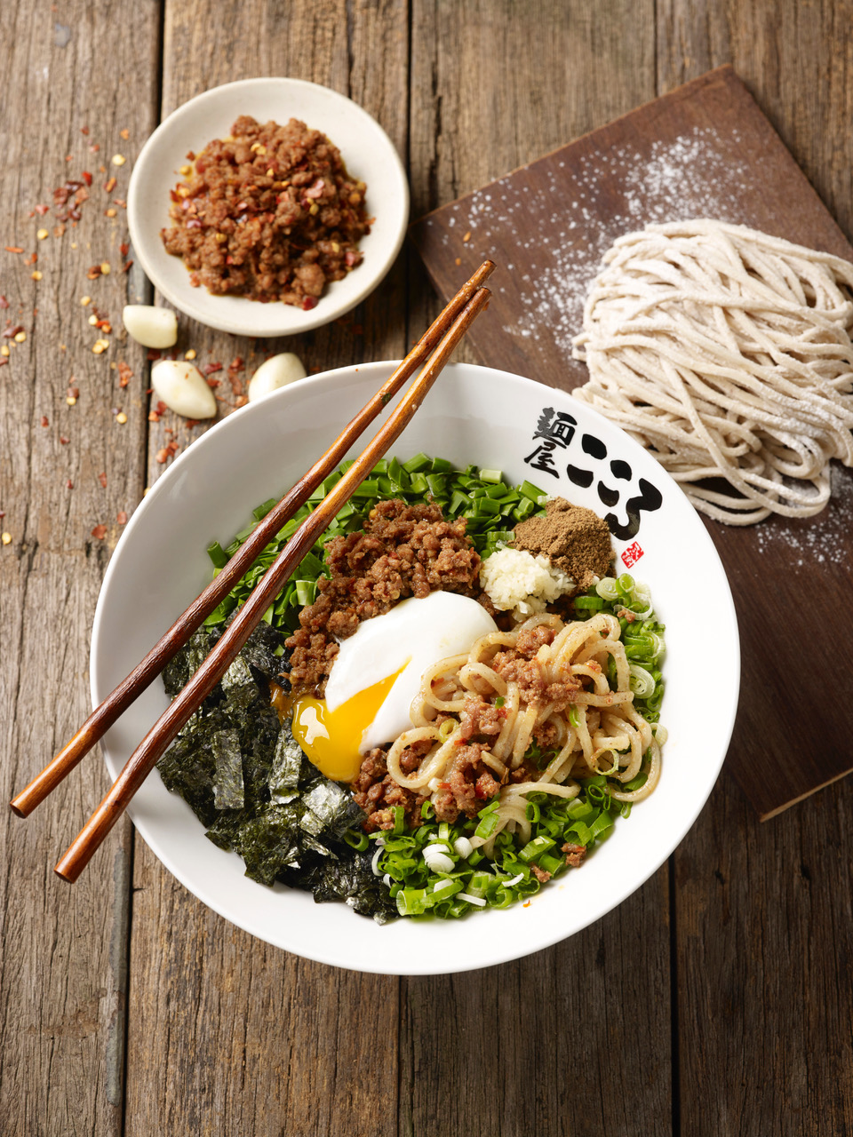 Here's how you can fly to Tokyo and enjoy Japan's most popular Mazesoba with your loved one for free