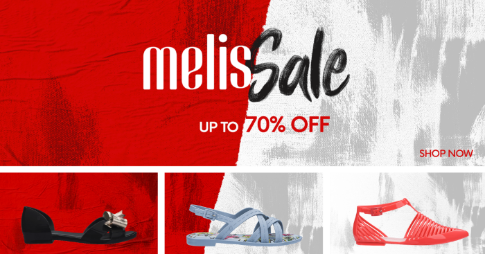 There is a huge Melissa Sale happening