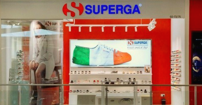 There is a Superga Flash Sale at