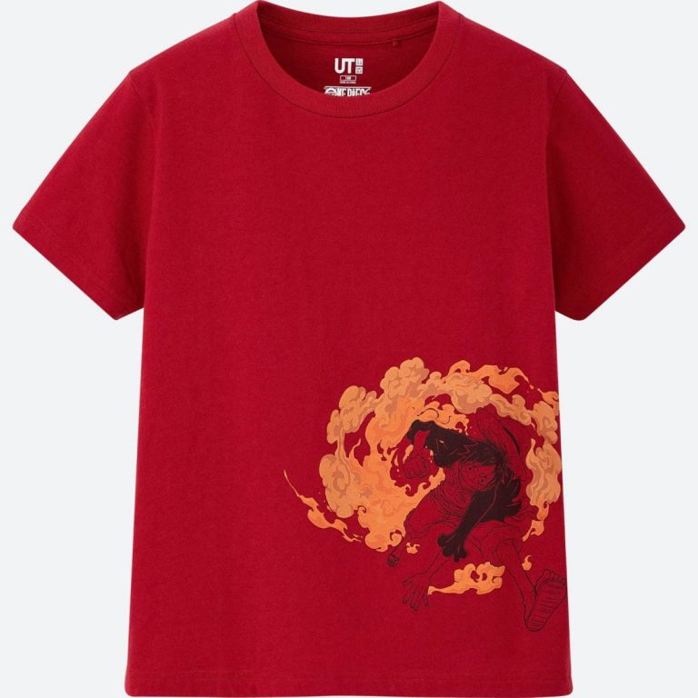 Uniqlo x One Piece UT Collection now available in ...