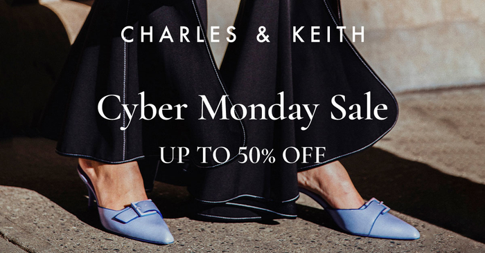 Charles & Keith's Black Friday Sale Has Thousands Of Bags & Shoes Being Discounted By As Much As 50% (26 Nov – 4 Dec 19)