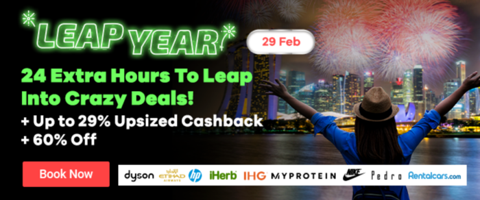$0.29 Starbucks, $2.90 Vouchers, And Other Leap Year Special Deals!