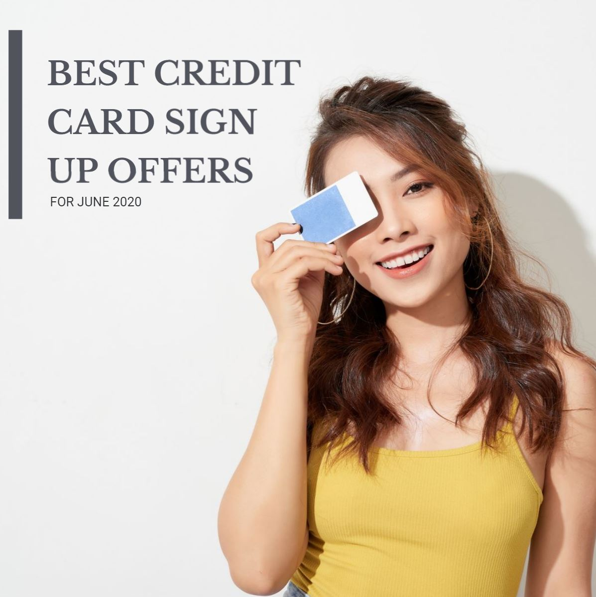 Here's a list of credit card sign-up promotion for the month of June 2020. Get up to $200 cash, cashback, Apple AirPods, miles and travel luggage!