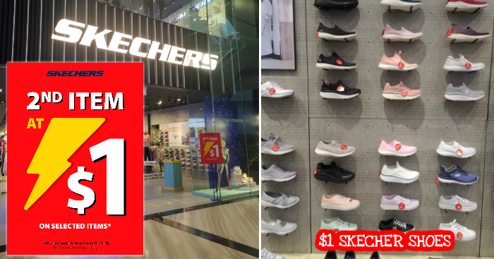 skechers promotion singapore