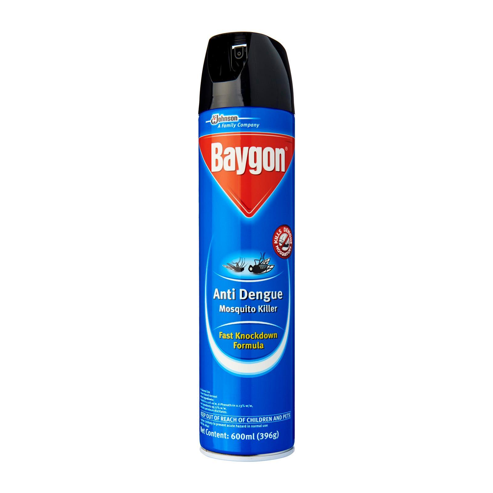 Baygon Anti Dengue Mosquito Killer