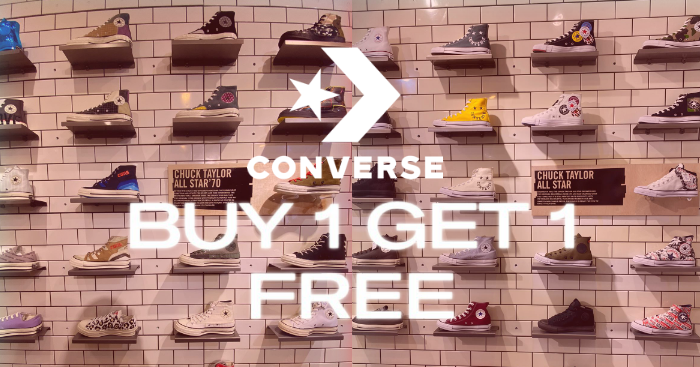 Converse S'pore offering almost