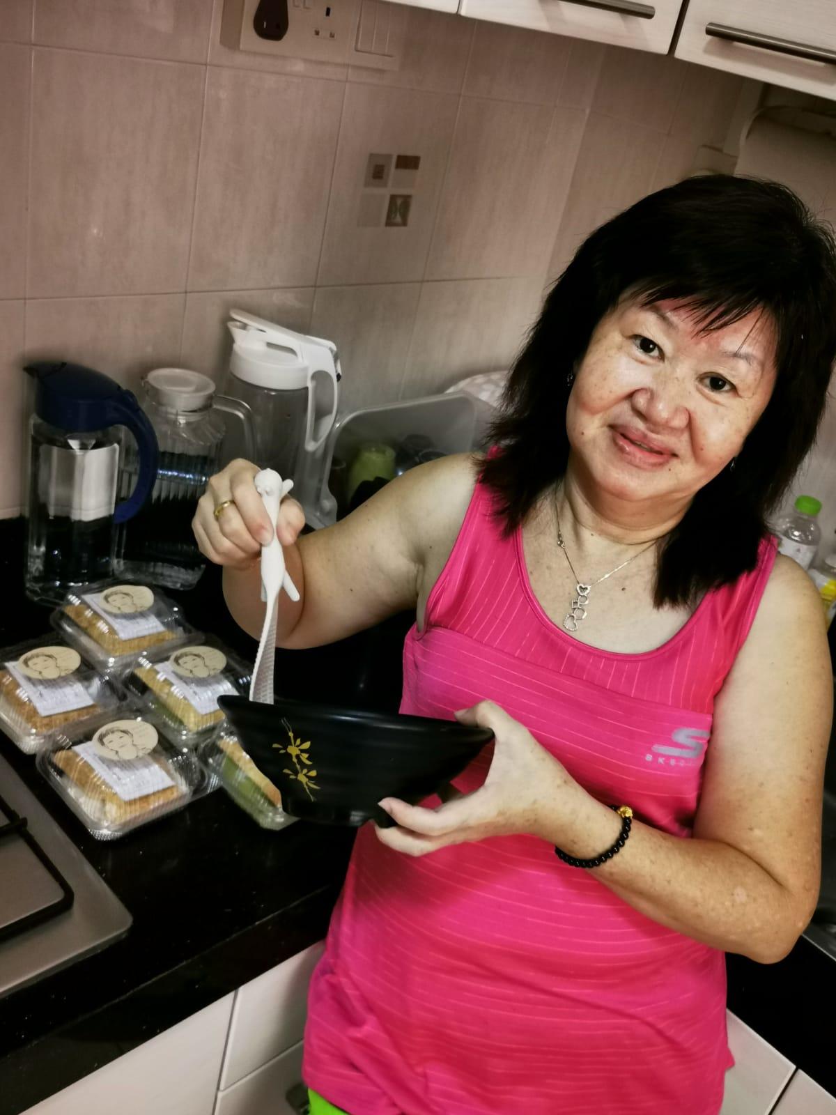 Madam Goh of Muah Chee Boy