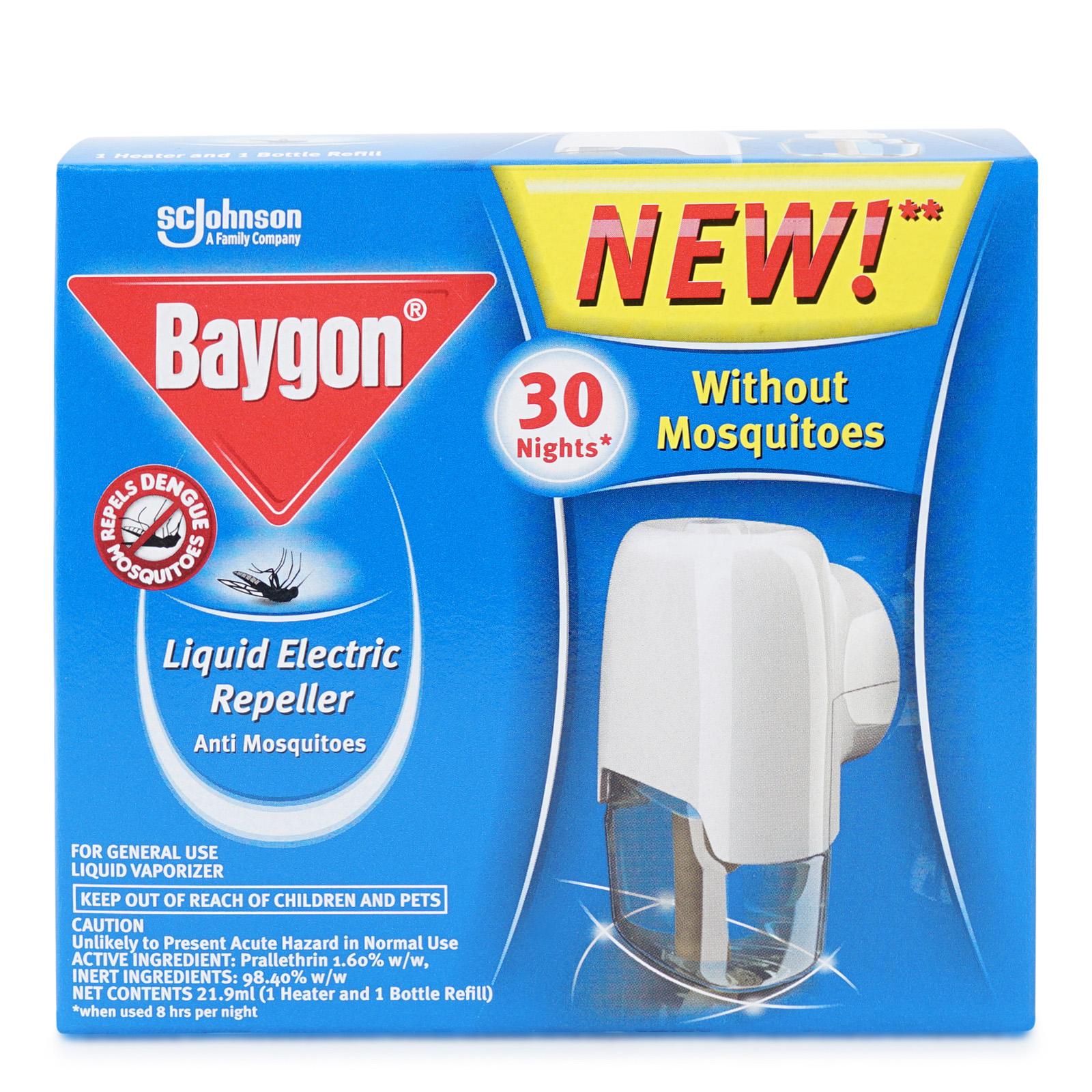 Mosquito Repellent Liquid Electric Repeller
