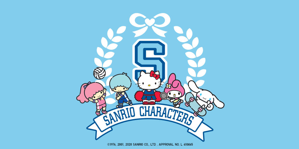 Sanrio Characters Kids