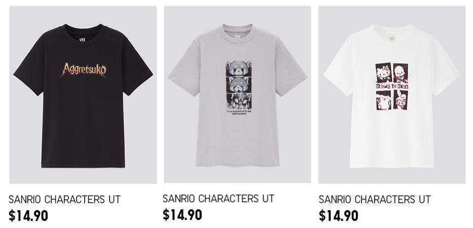 Sanrio Characters T-Shirts