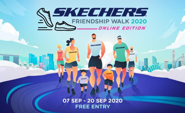 Skechers Friendship Walk 2020