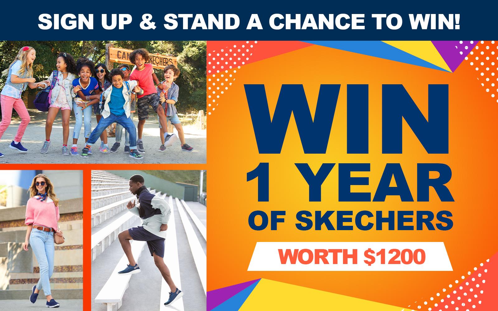 Skechers Friendship Walk 2020 Grand Prize