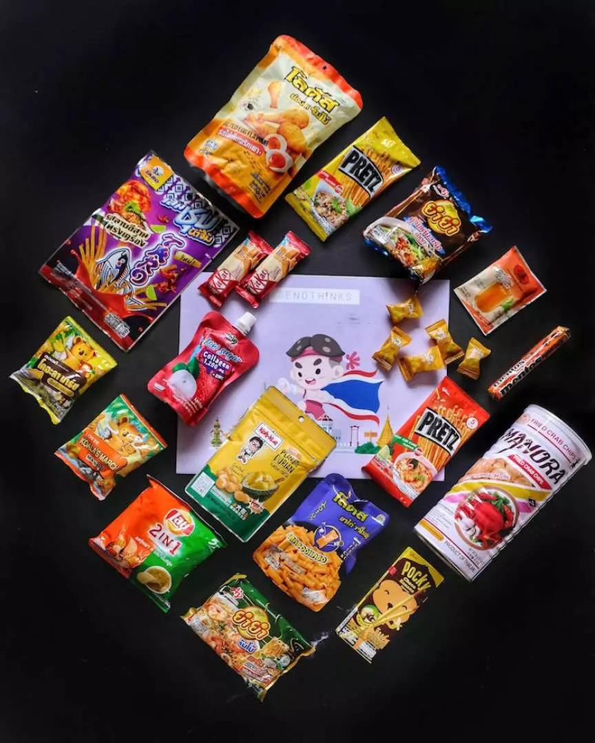 Thailand Special Snack Box (1)