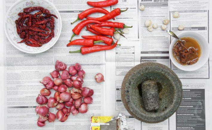 homemade chilli sauce