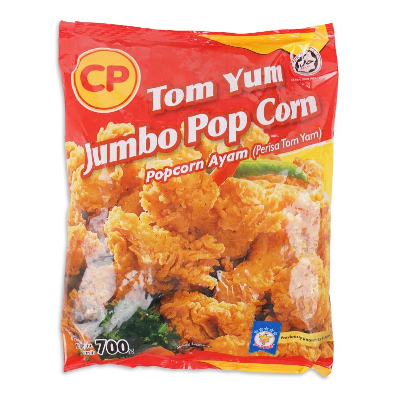 CP Popcorn Chicken Tom Yam