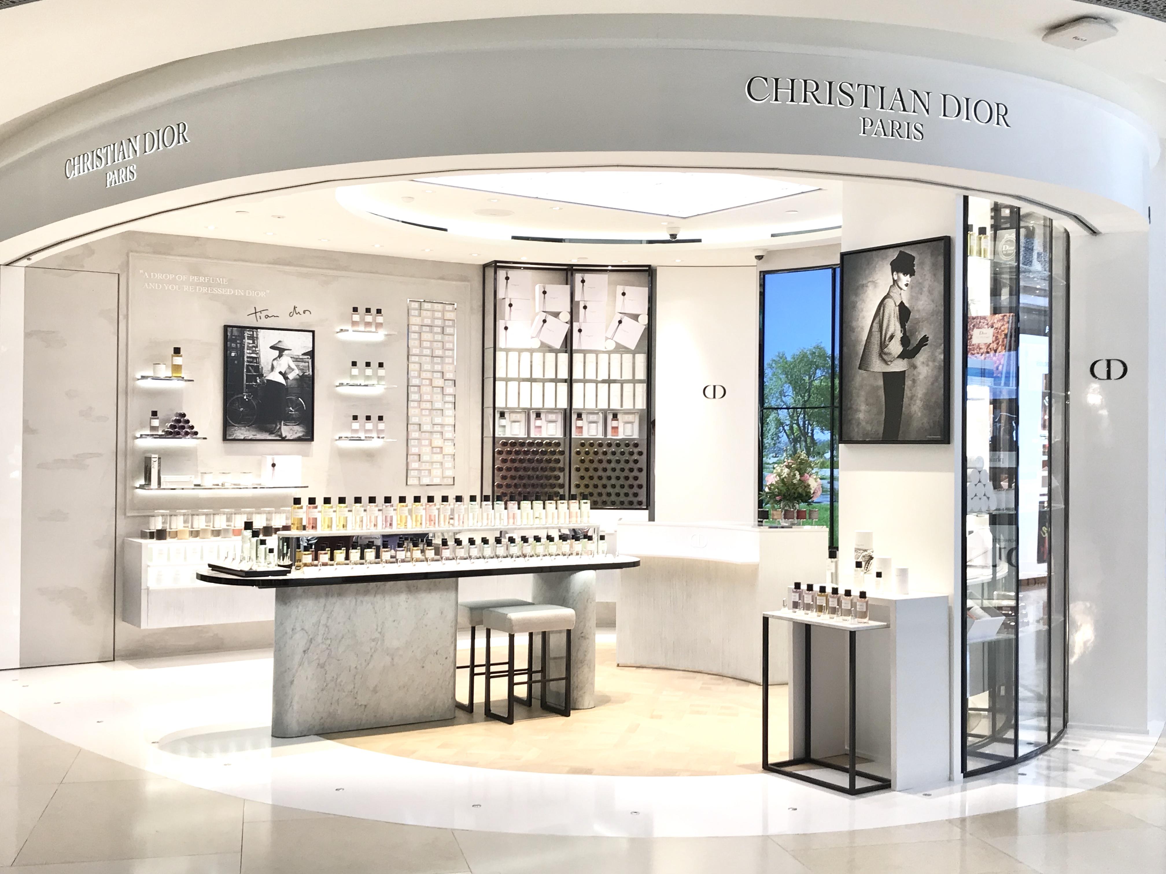 Christian Dior Singapore