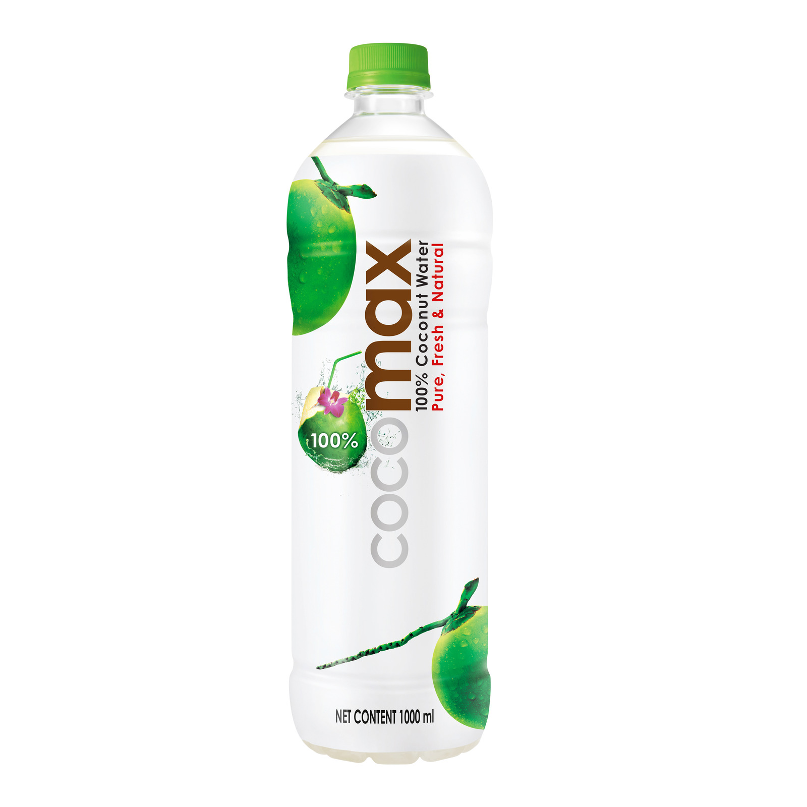 Cocomax 100% Coconut Bottle Water