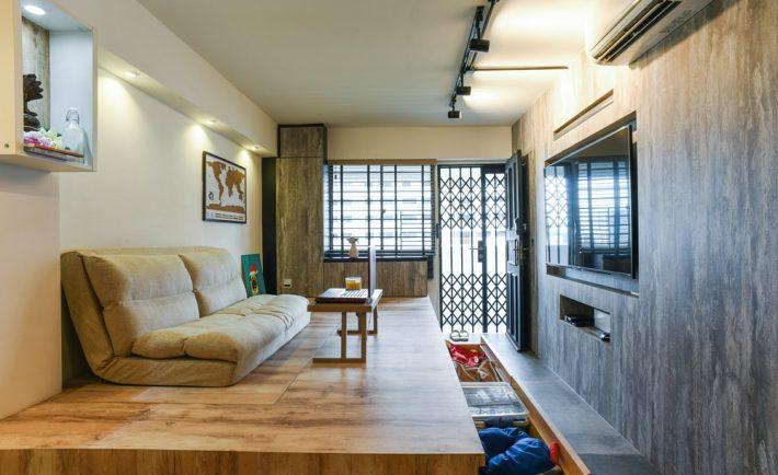 HDB flat renovations