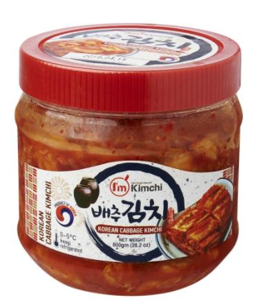 I'm Kimchi