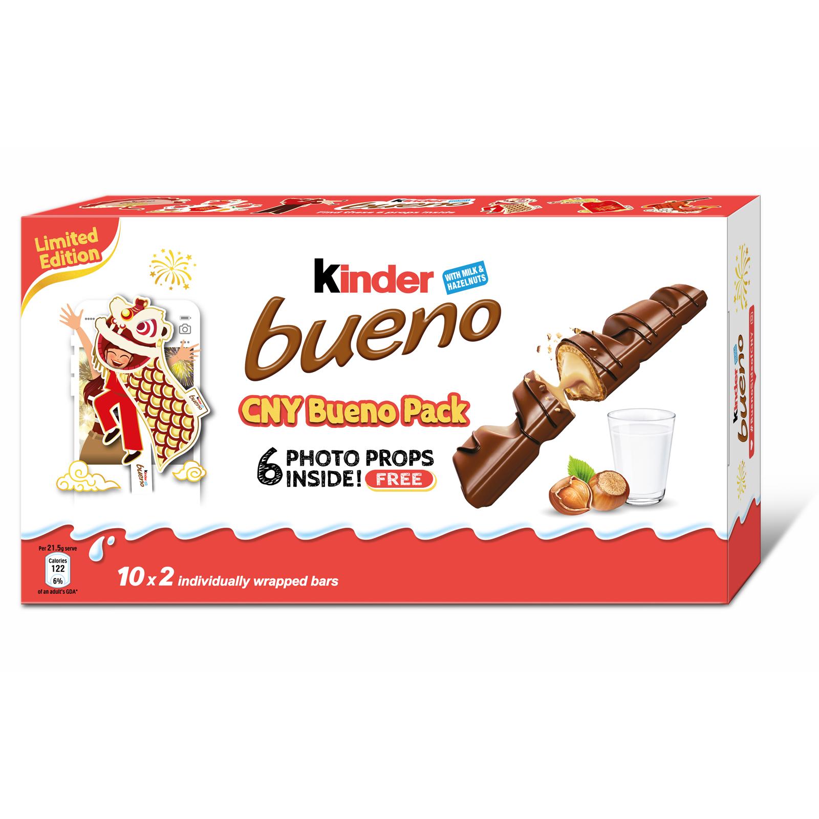 KINDER Bueno Chocolates