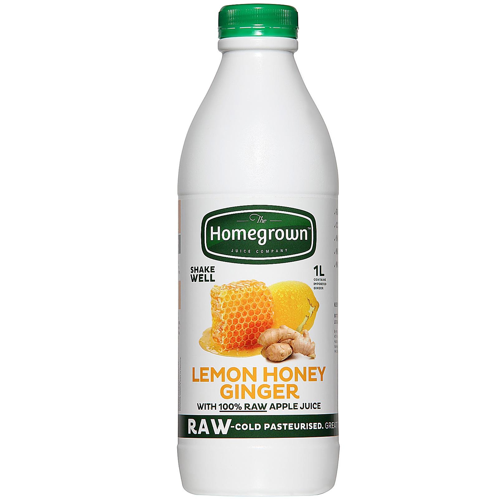 Lemon Honey Ginger 1L