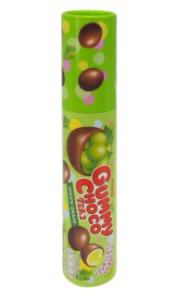 MEIJI GUMMY CHOC GREEN GRAPE 50G