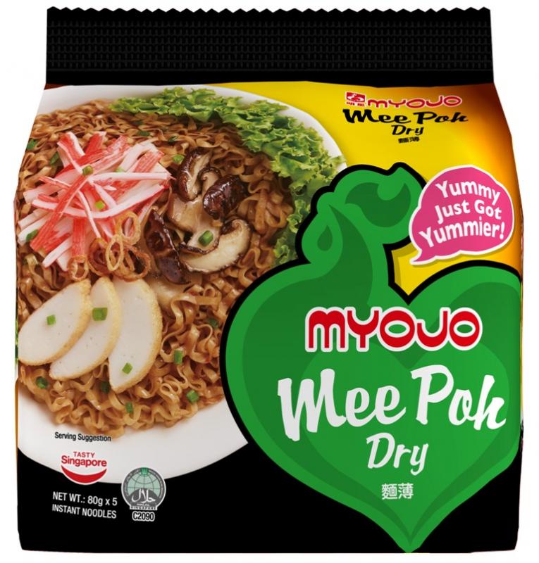 Mee Poh Dry