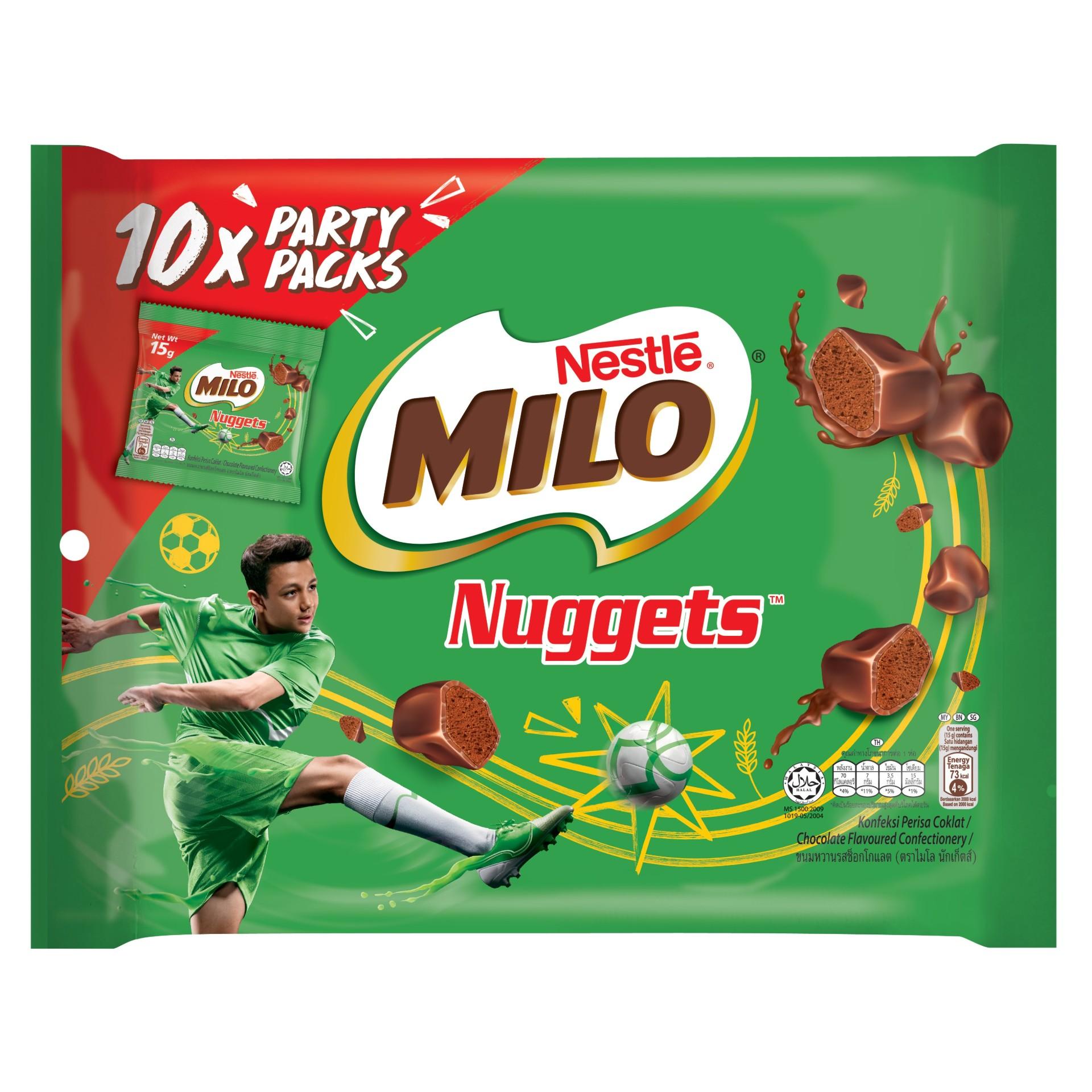 Milo Nuggets